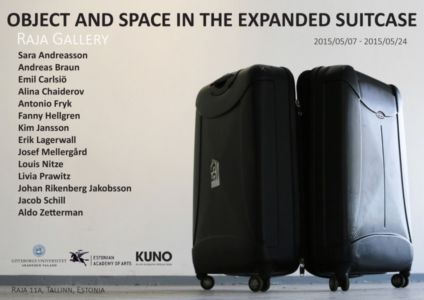 Object and Space in the Expanded Suitcase