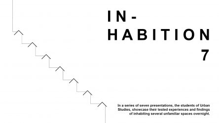 INHABITATION FACEBOOK POSTER