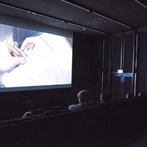 Filmikursuse hindamine. Õppejüud: Doris Tääker ja Jevgeni Berezovski. 2019.
