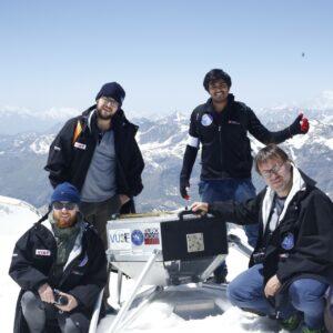 D&T koostöö Šveitsi kosmosekeskusega