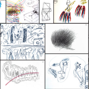 visuaalse kommunikatsiooni joonistamine