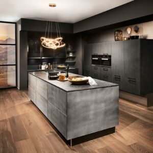 Köök metallic + spoon