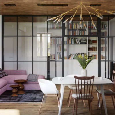 compact-contemporary-living-dining-room