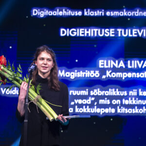 Elina Liiva. Foto Marko Mumm.