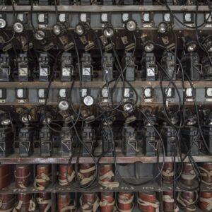 Eesti Kaevandusmuuseum, endine Kohtla administratiivhoone. Foto_ Laura Kuusk_