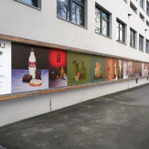 """Fotoosakonna 2. kursuse tudengite näitus """"Still Life"""" (2021) EKA Väligaleriis Foto: Ivor Lõõbas"""