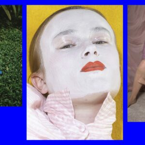 FOTO Tallinn 10_Jenni Toivonen Are We There #7 (2021), Liv Liberg britt (mime face) #1 (2021), Cloe Jancis Mutant (2021)