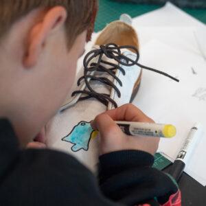 Laste jalatsite workshop_foto_Joosep Ehasalu40