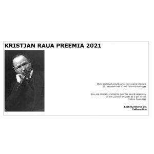 KRISTJAN RAUA PREEMIA 2021_