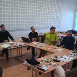 Professorite nõupidamine Viinistus foto Ralf Tamm