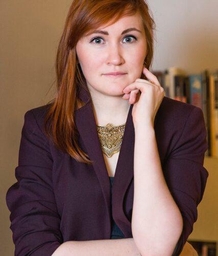 Birgit Õigus, Stilist ja ettevõtte juht. Foto: Kristi Kullerkupp