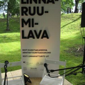 Arvamusfestivali LINNARUUMI LAVA