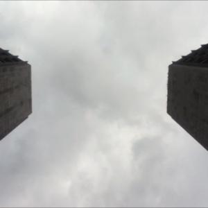 """Kati Saarits, hetktõmmis videost  """"Linnarituaalid"""", 2014"""