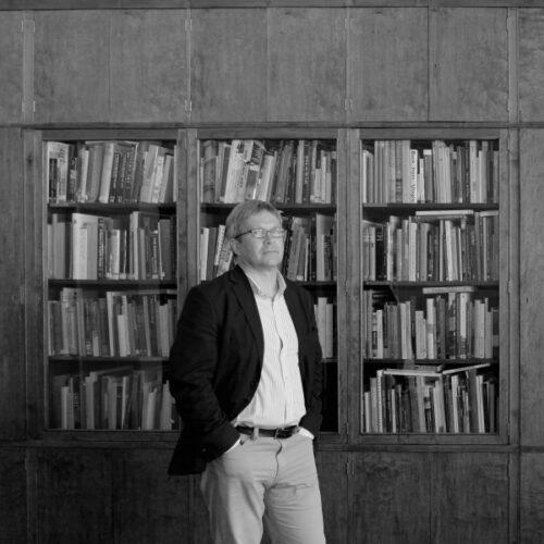 Rektor akadeemik Mart Kalm. Foto: Tanja Muravskaja, 2009