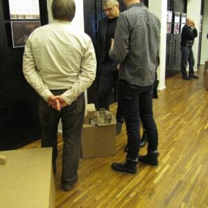 Näituse__ külastajad