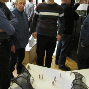 Näituse_ külastajad