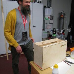 Prototüübi valmistamine Beehunter