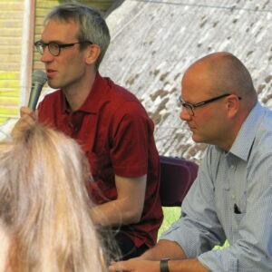 Arutelu_ Projekteerides turvatunnet Arhitekt_ Tooas Paaver ja Moderaator Sten Allik
