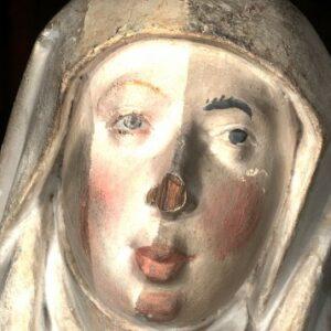 Rode altar Gertrude