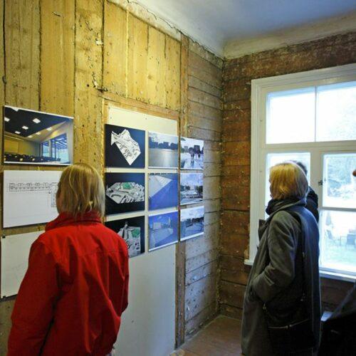Näituse avamine (foto: Reio Avaste)