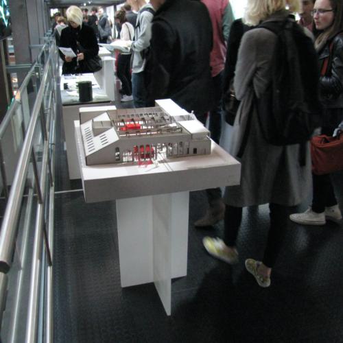 Magistritööde näituse avamine (foto: Anu Piirisild)