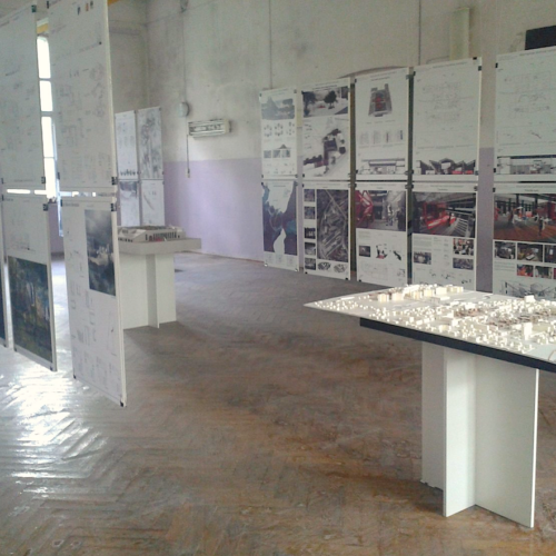 Näitus Paides (foto: Anu Piirisild)