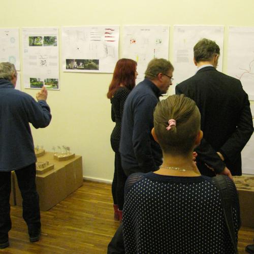 Näituse avamine Paides (foto: Anu Piirisild)