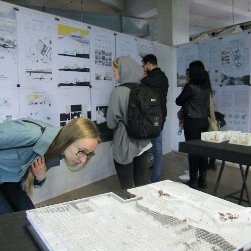 MA tööde näituse avamine (foto: Anu Piirisild)