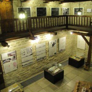 """Näitus """"Uus vana linn"""" Narva Muuseumis (foto: Anu Piirisild)"""