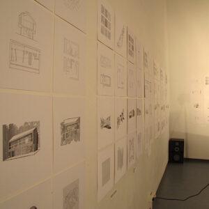 I kursuse erialaprojekti hindamine: arhitektuurne graafika