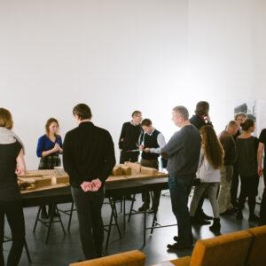 III kursuse erialaprojekti hindamine: ministeeriumite ühishoone