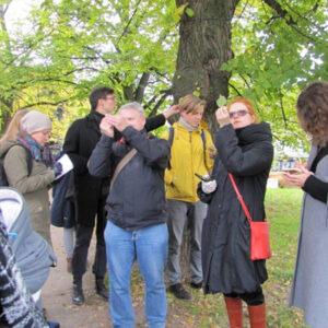 dendroloogia ekskurss (foto: Anu Piirisild)