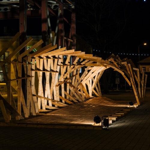 Installatsioon heliLAINE 3 2016 Foto Tõnu Tunnel