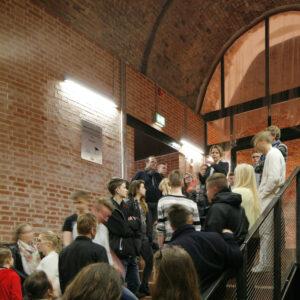 Ekskursioon  Kultuurikatlas  (Foto Martin Siplane)