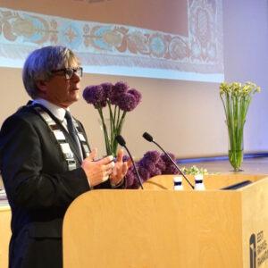 rektor Mart Kalm