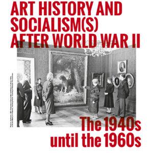 Konverents nõukogudeaegsest kunstiajalookirjutusest