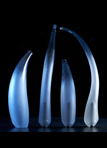 Klaasist pillid (EKA klaasikunstnikud).
