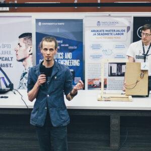 SensoDOOR prototüübi esitlus