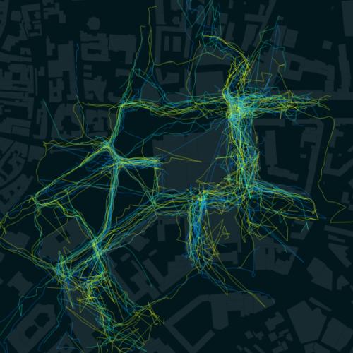 Kaardistatud rajad 10.2016