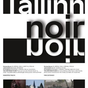 Rahvusvaheline töötuba Tallinn Noir