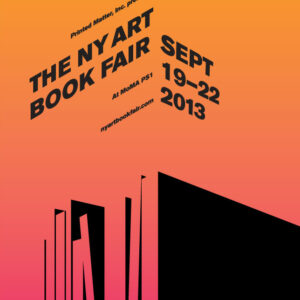NY_Art_Book_Fair_2013_plakat