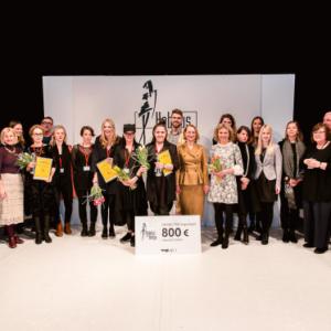 """EKA tudengid rahvusvahelisel moekonkursil """"Habitus Baltija 2016''"""