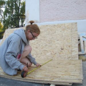 Ehitamise 1. päev