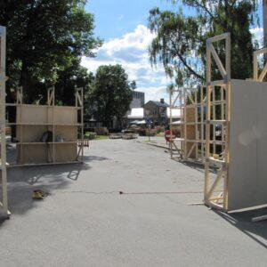 Ehitamise 2. päev
