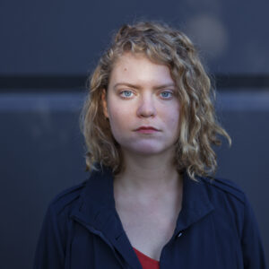 Ann Mirjam Vaikla. Foto: Ingel Vaikla