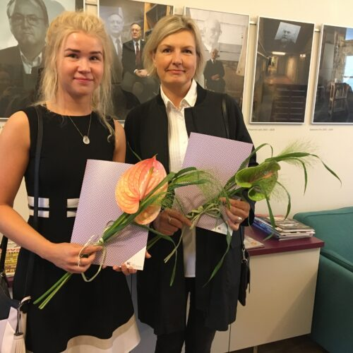 Maret Martsepp ja Katrin Kabun