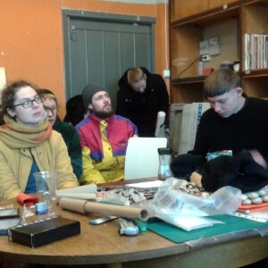 ArtCar Project – SELF-ORGANISING IN ART, ORGANIZING, NAVIGATION AND OPERATIONAL SPACE, CREATIVE INDUSTRIES, UDENOM/AROUND