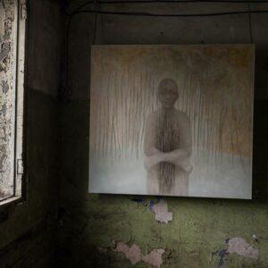 Johanna Mudist painting and drawing TASE 17