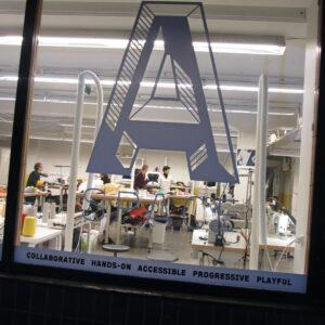 EKA nahakunsti ja moedisaini tudengid Camper Shoedesign Workshopil
