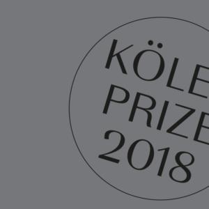 Koler Prize 2018